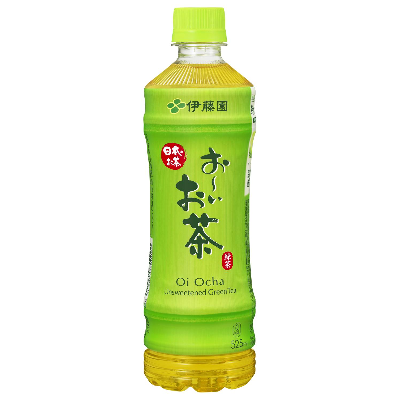 お〜いお茶 緑茶 525ml 1箱(24本入)